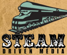 Steam Driven Media